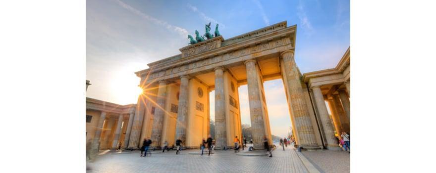 Déménagement à Berlin - S'installer à Berlin en Allemagne - Porte de brandebourg