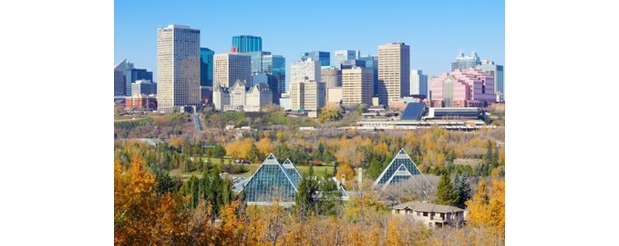 Déménagement à Edmonton - S'installer vivre à Edmonton au Canada