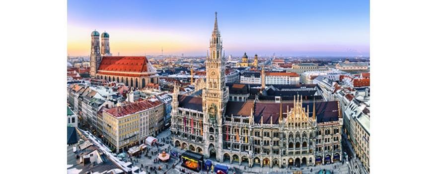 Déménagement à Munich - S'installer vivre dans la ville de Munich