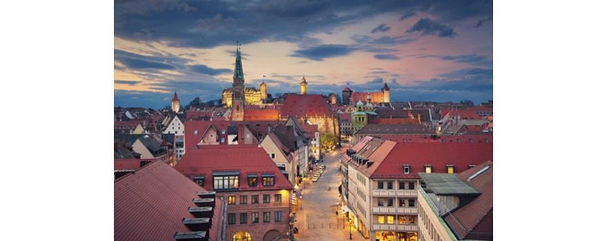 Déménagement à Nuremberg - S'installer vivre dans la ville de Nuremberg