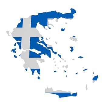 Drapeau de Grèce - S'installer en Grèce sereinement avec Alba