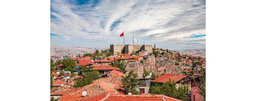 demenagement à Ankara, Capitale de la Turquie