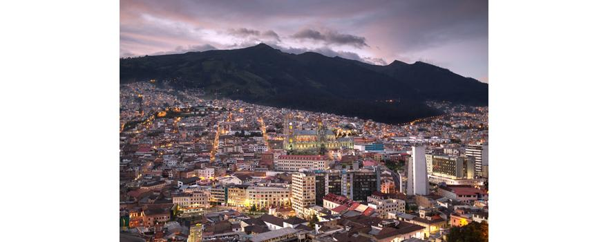 Déménager à Quito en Equateur avec Alba Déménagements International