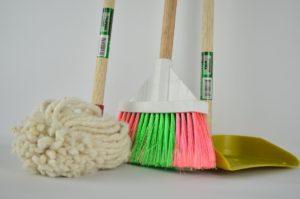 service de nettoyage après déménagement