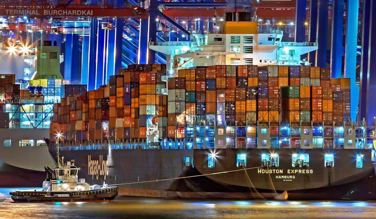 Fret maritime - Container déménagements Alba